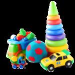 Speelgoed voor jong en oud